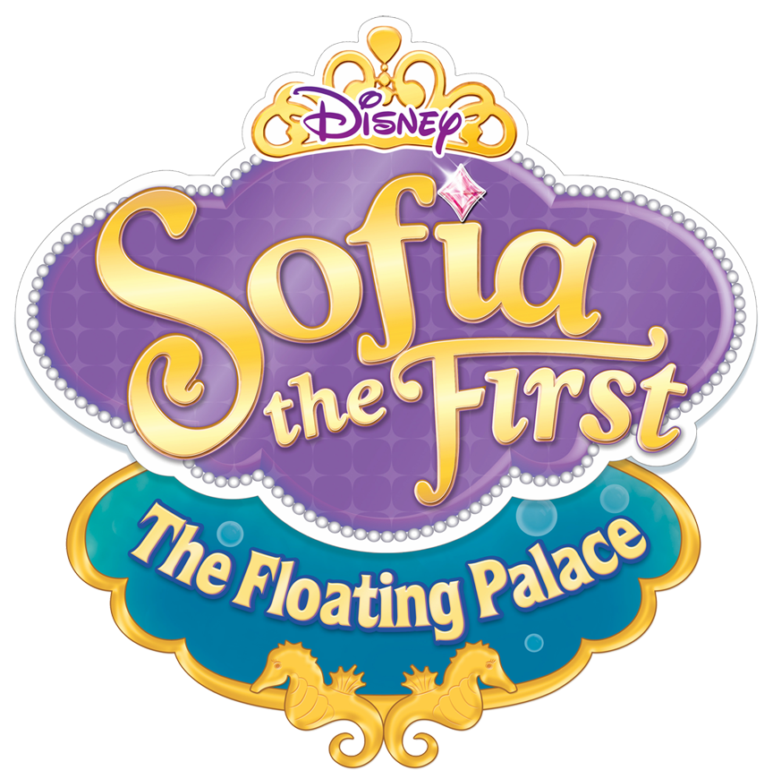Sofia the first crown clipart vector library library sofiafloatingpalacelogo.png (864×870)   Disney   Pinterest vector library library