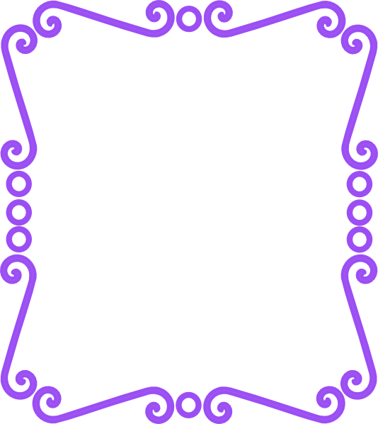 Sofia the first frame clipart