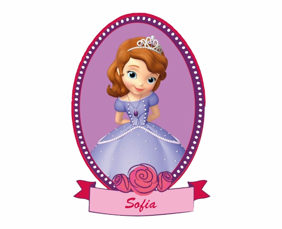 Sofia the first frame clipart clipart royalty free download Princess Sofia Frame Png 2 Image - Sophia The First Png ... clipart royalty free download