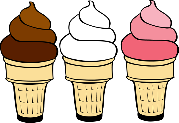 Soft serve clipart image royalty free library Spice up Your Design with Free Summer Clip Art (Gallery 2 ... image royalty free library