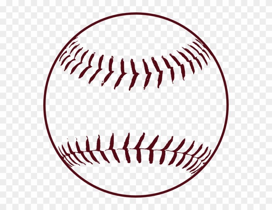 Softball border clipart clipart royalty free Transparent Softball Clipart (#1527403) - PinClipart clipart royalty free