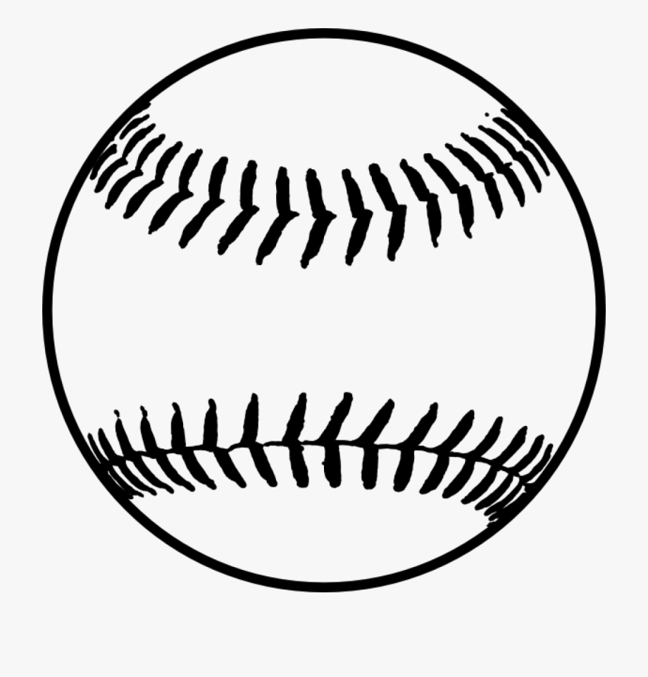 Softball clipart png image black and white library Softball Images Clip Art Airplane Clipart Hatenylo ... image black and white library