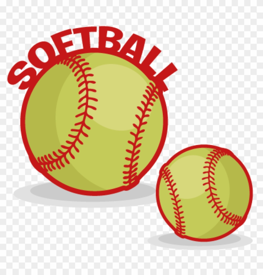 Softball clipart png black and white library Free Softball Clipart - Softball Png Clipart, Transparent ... black and white library