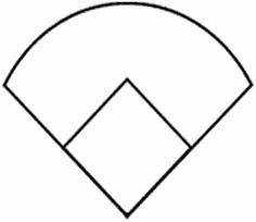 Softball Field Position Template | Vandenberg Simple Template banner library library