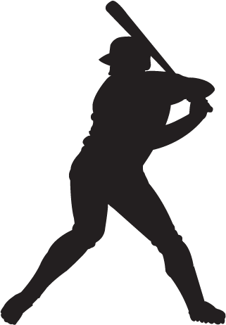 Softball hitter clipart png library Softball Batter Clipart | Free download best Softball Batter ... png library