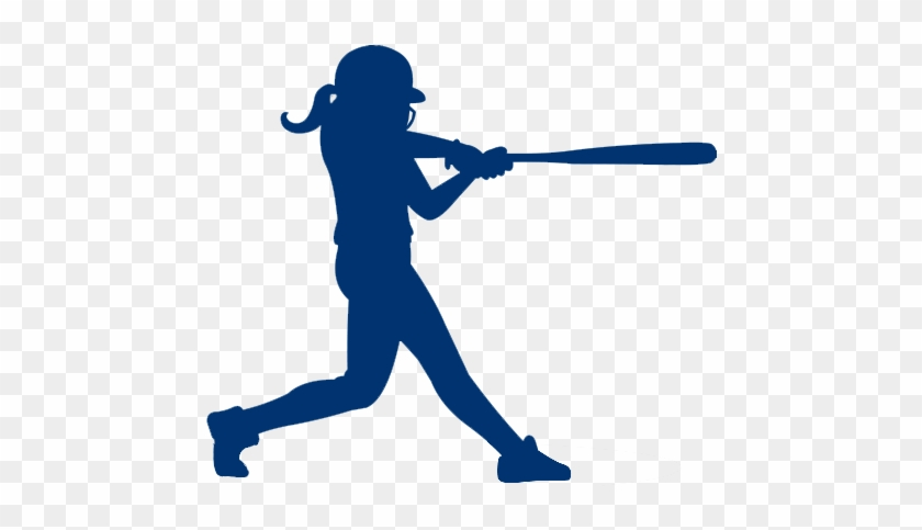 Softball hitter clipart png free Softball Cliparts Silhouette - Making-The-Web.com png free