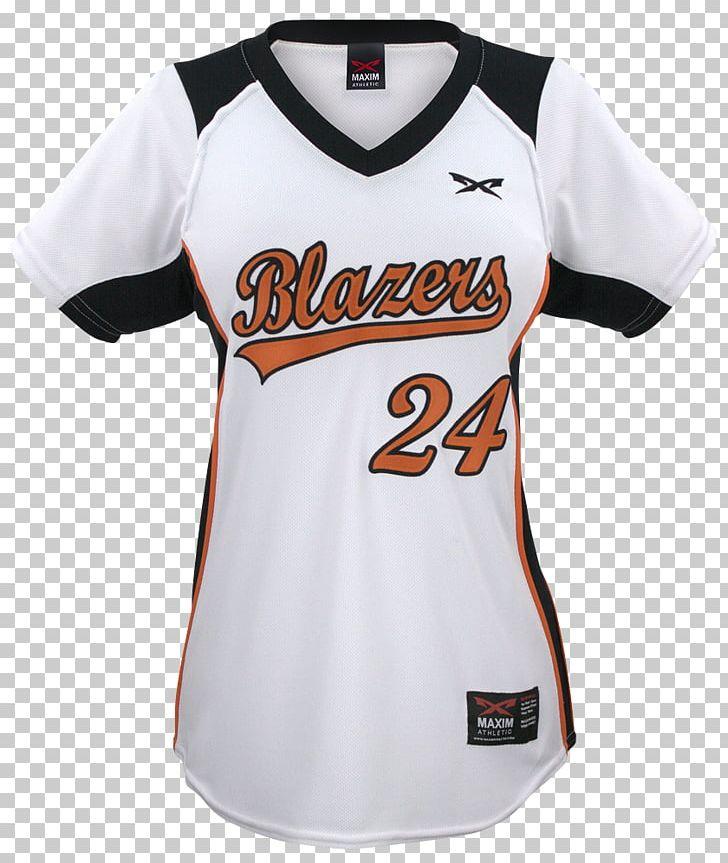 Softball jersey clipart jpg black and white T-shirt Jersey Softball Uniform Baseball PNG, Clipart ... jpg black and white