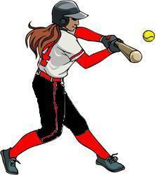 Softball player clipart svg free 31+ Softball Player Clipart | ClipartLook svg free
