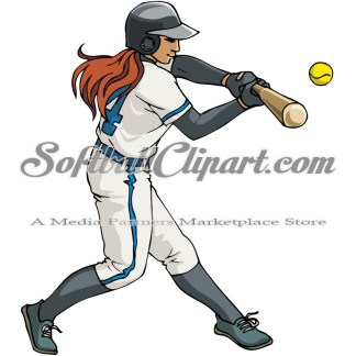 Softball player clipart svg black and white stock Softball Clipart Color – Page 3 svg black and white stock