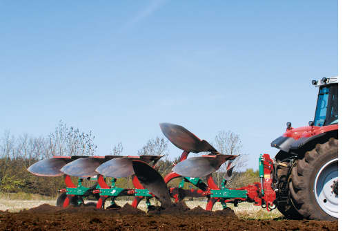 Soil furrows clipart jpg transparent stock Kverneland ES - LS / Mounted Reversible Ploughs / Ploughs ... jpg transparent stock