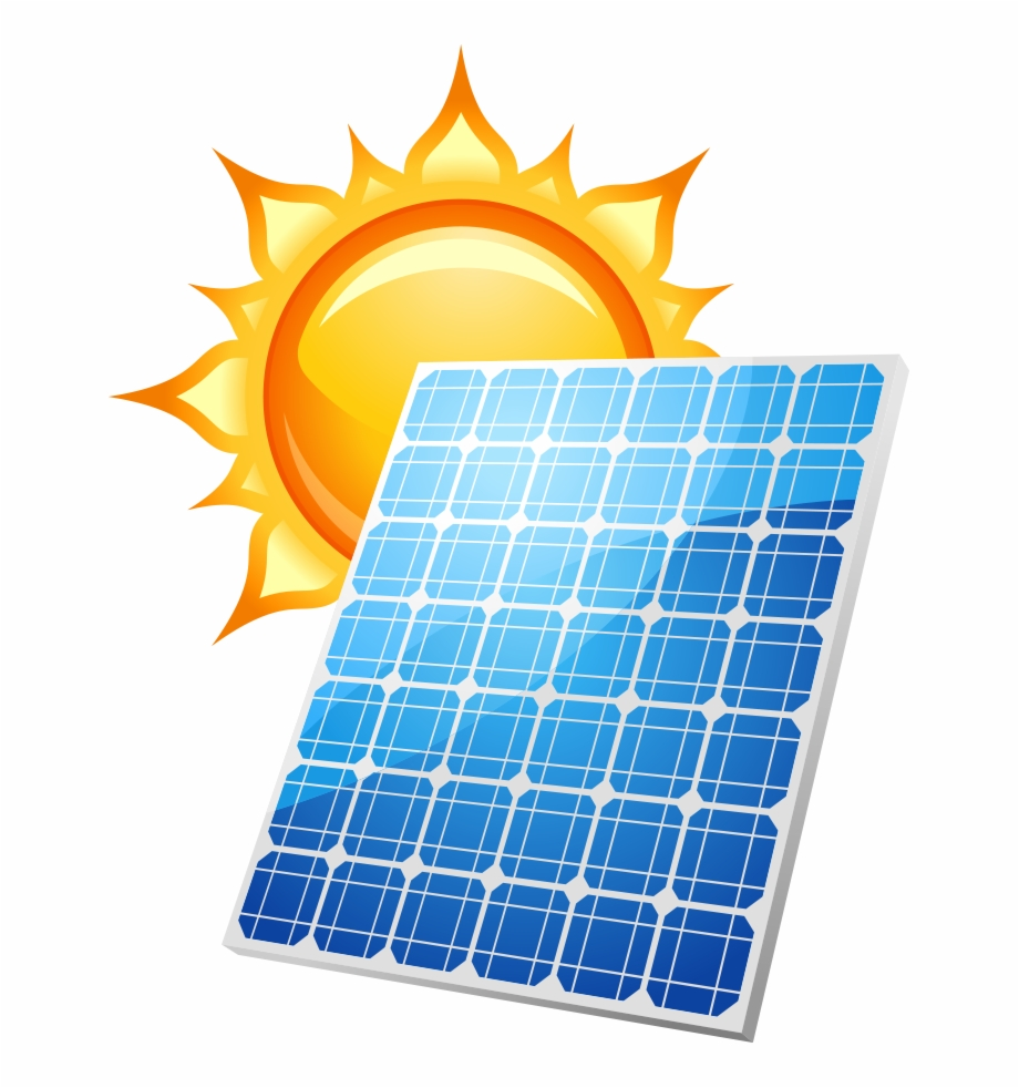 Solar energy clipart png freeuse library Center Receives Pse Grant For Solar Panels - Energia Solar ... png freeuse library