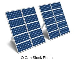 Solar panel clipart free picture library stock Solar panels Clipart and Stock Illustrations. 19,128 Solar ... picture library stock