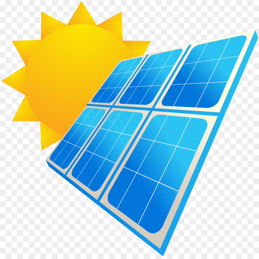 Solar panel clipart transparent