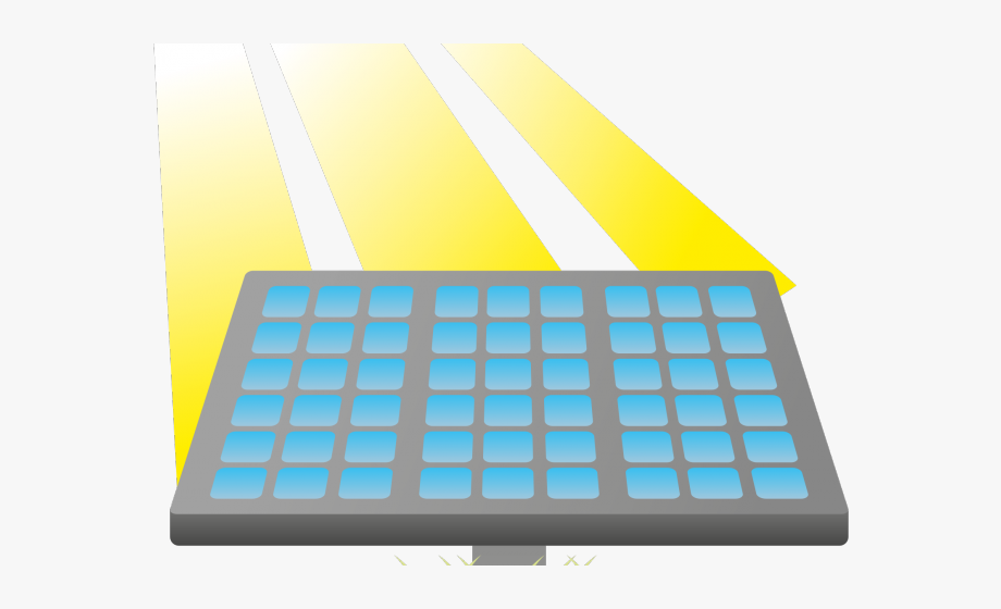 Solar panel clipart transparent picture freeuse download Clipart Of The Day - Solar Panels Clipart #750788 - Free ... picture freeuse download