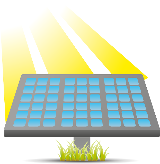 Solar panel on house clipart graphic freeuse library Why You Have To Switch To A Solar-Powered Environment graphic freeuse library