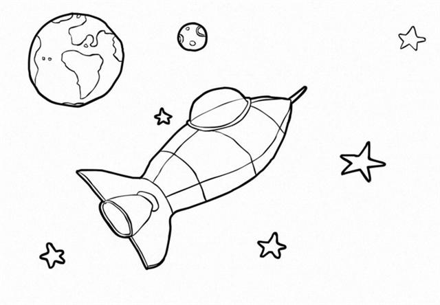 Solar system clipart black and white 5 » Clipart Station clip art library download