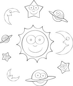 Solar system clipart kindergarten clipart royalty free Astronaut suit … | Space | Pinterest | Astronaut suit and Helmets clipart royalty free