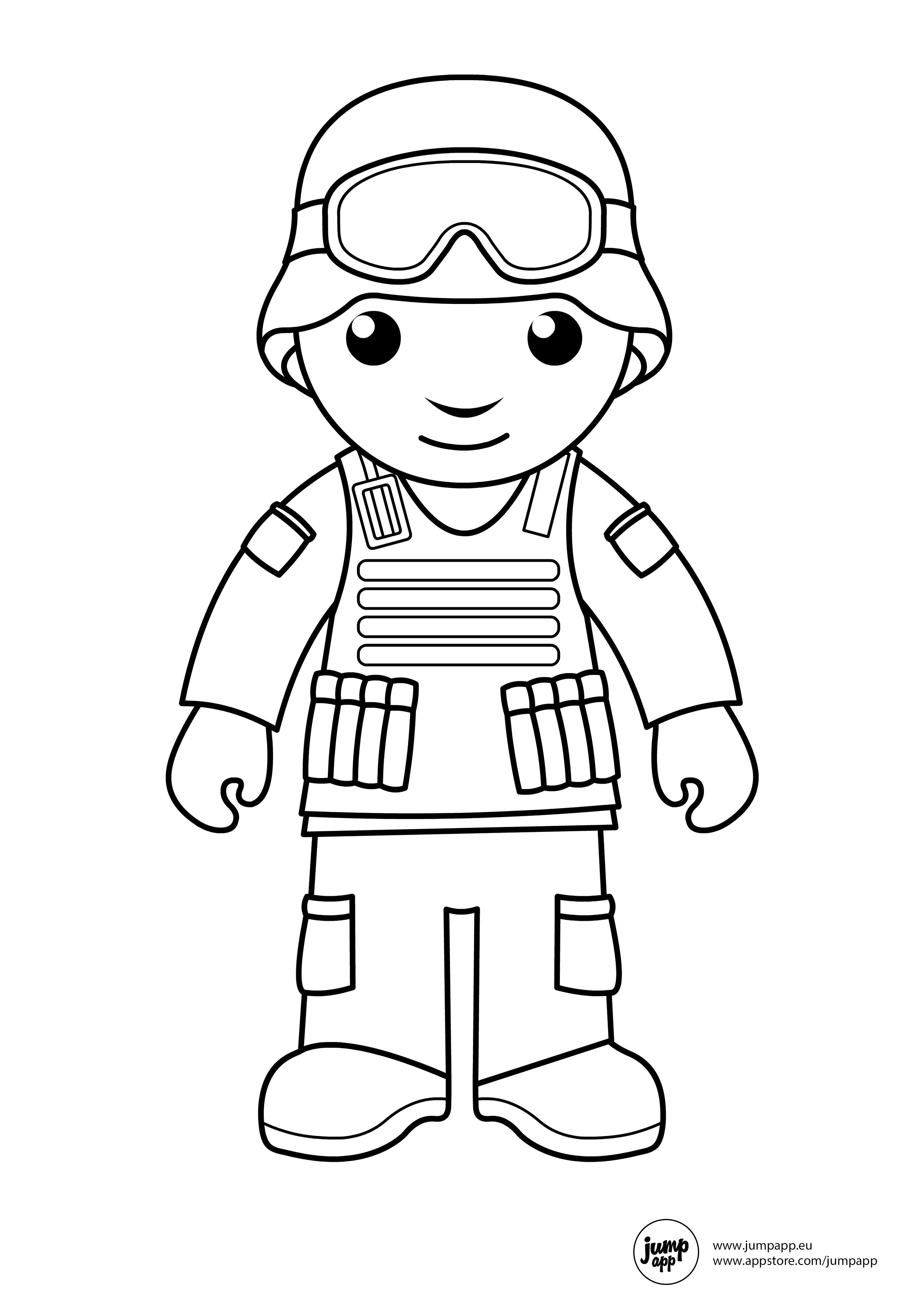 Soldier coloring clipart svg free soldier | Printable Coloring Pages | Coloring pictures for ... svg free