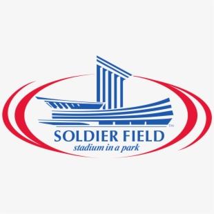 Soldier field clipart image transparent Soldier Field - Soldier Field Chicago Logo - Download ... image transparent