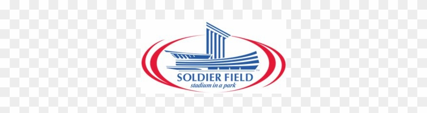 Soldier field clipart clip free download How To Buy - Soldier Field Chicago Logo Clipart (#1801286 ... clip free download