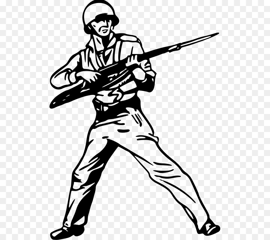 Book Black And White clipart - Soldier, Warrior, Clothing ... vector freeuse stock