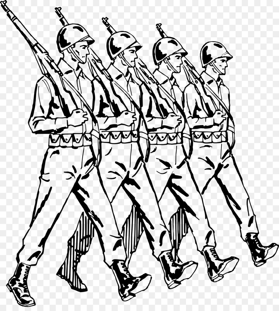 Army Cartoon png download - 2189*2400 - Free Transparent ... image library library
