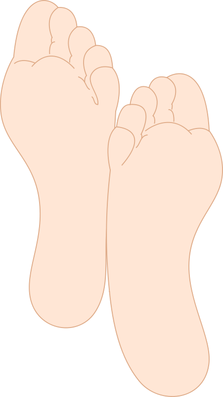 Soles clipart royalty free download Free Clipart: Feet Soles | SOlvera royalty free download