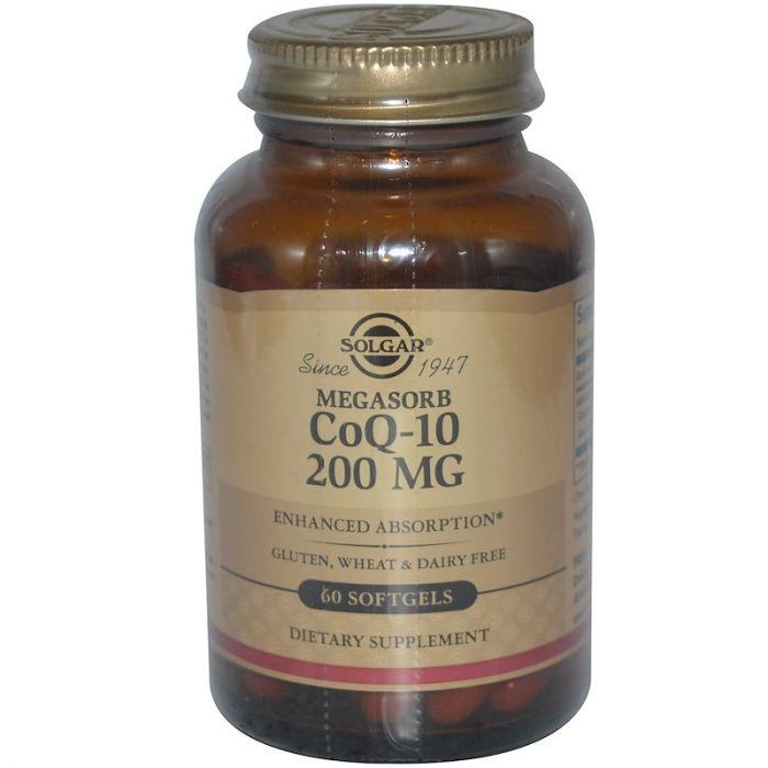 Solgar logo clipart png download Solgar - CoQ-10, 200 mg, 60 Softgels png download