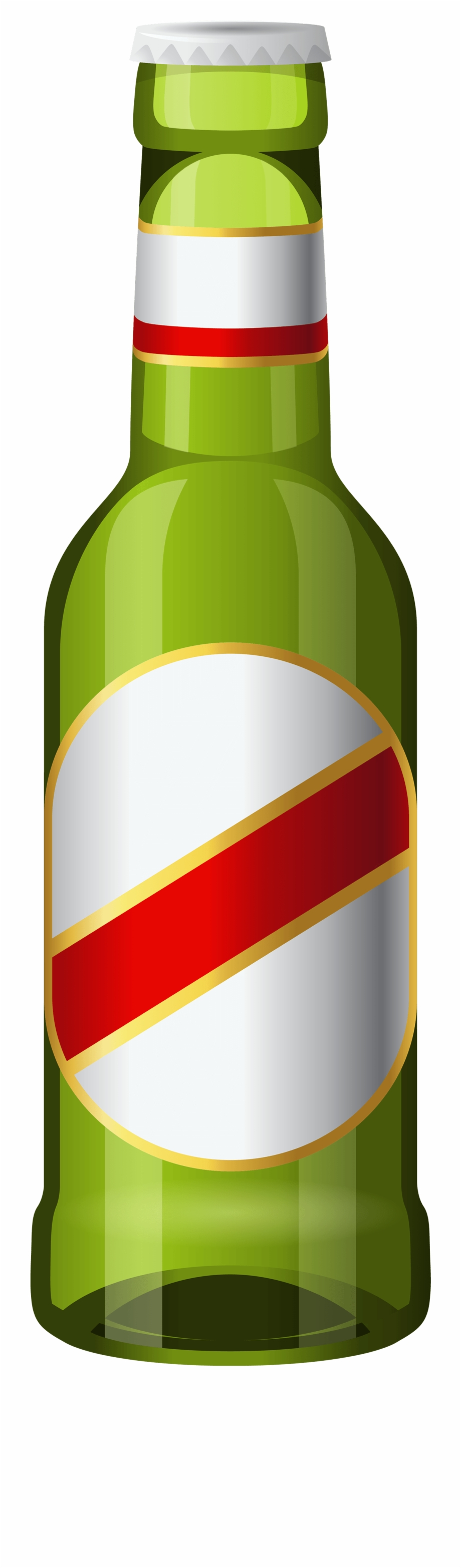 Cartoon Beer Bottle Clipart - Beer Bottle Clipart Png Free ... vector free library