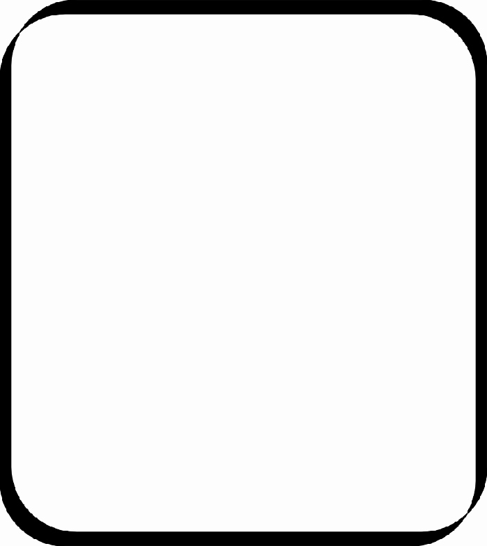 White round square clipart png transparent download Free Black Border Cliparts, Download Free Clip Art, Free ... png transparent download