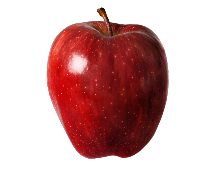 Solid green apple clipart clipart library Red Apple PNG Picture | PNG Mart clipart library