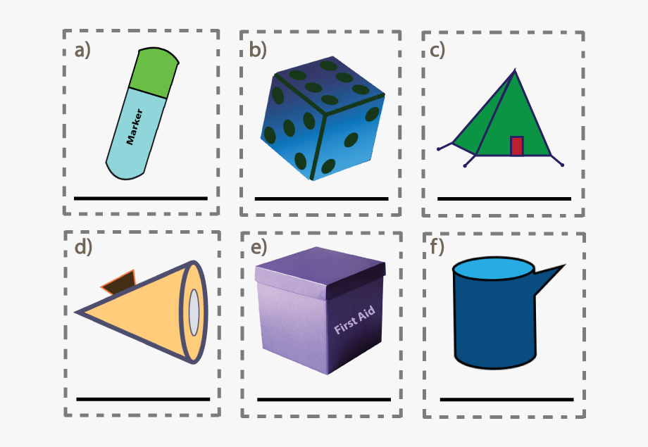 Cone Clipart Cuboid Shape - Solid Shape Of Shapes #1766281 ... vector free download