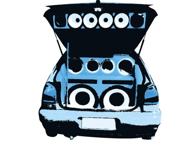 Som automotivo clipart svg download Alto-falantes! O que são e suas particularidades - Portal ... svg download