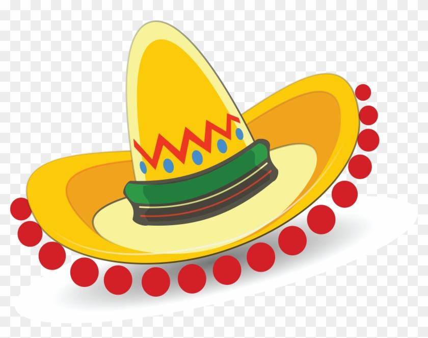 Sombrero clipart png clip transparent stock Mexican Sombrero Png - Transparent Background Sombrero Hat ... clip transparent stock