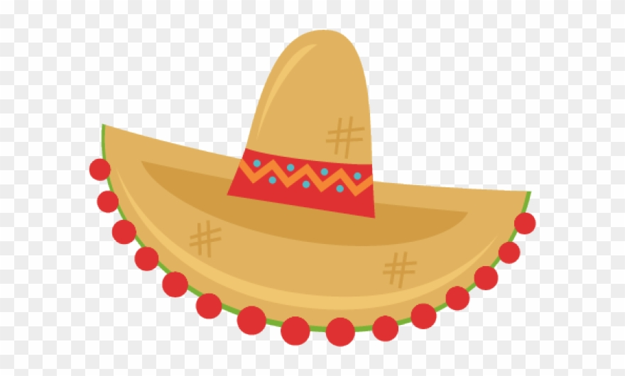 Sombrero clipart png png transparent library Spain Clipart Cactus Sombrero - Png Download (#2901328 ... png transparent library