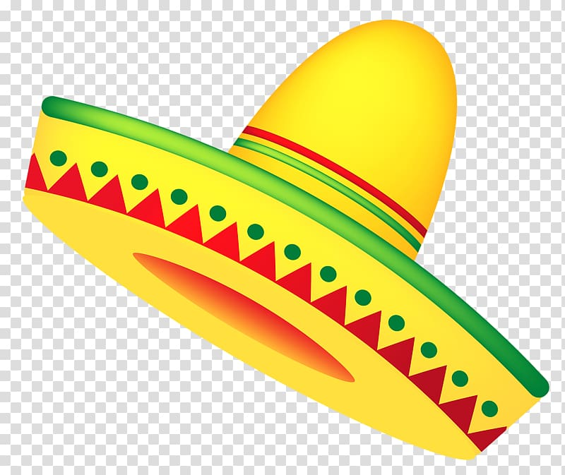 Sombrero hat clipart png freeuse library Sombrero Mexican Hat , Hat transparent background PNG ... png freeuse library