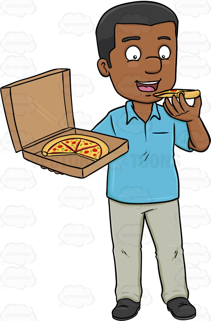 Some one eatingpizza clipart clip freeuse library Eating Pizza Clipart | Free download best Eating Pizza ... clip freeuse library
