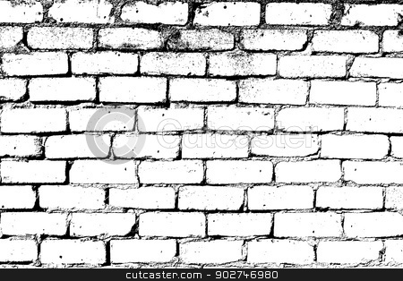 Someone looking over wall vector clipart black and white jpg black and white stock 11+ Brick Wall Clipart | ClipartLook jpg black and white stock