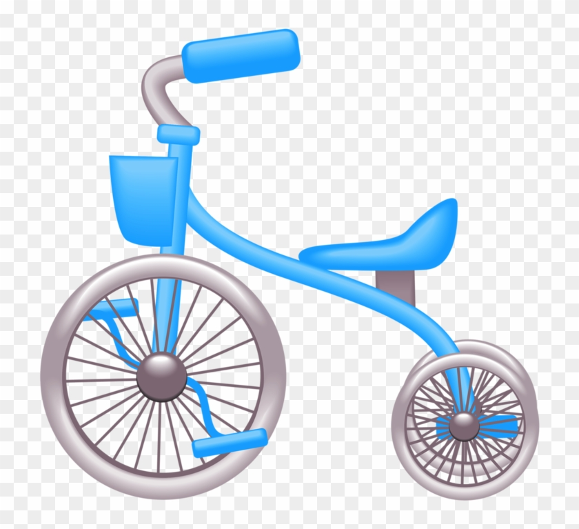 Someone on a bike with a baby clipart