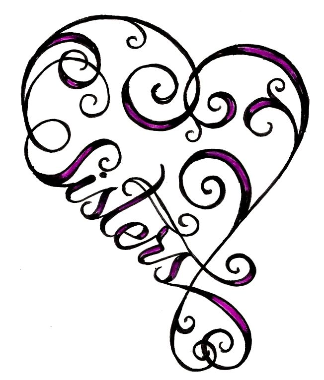 Something i love clipart jpg stock Free Sisters Heart Cliparts, Download Free Clip Art, Free ... jpg stock
