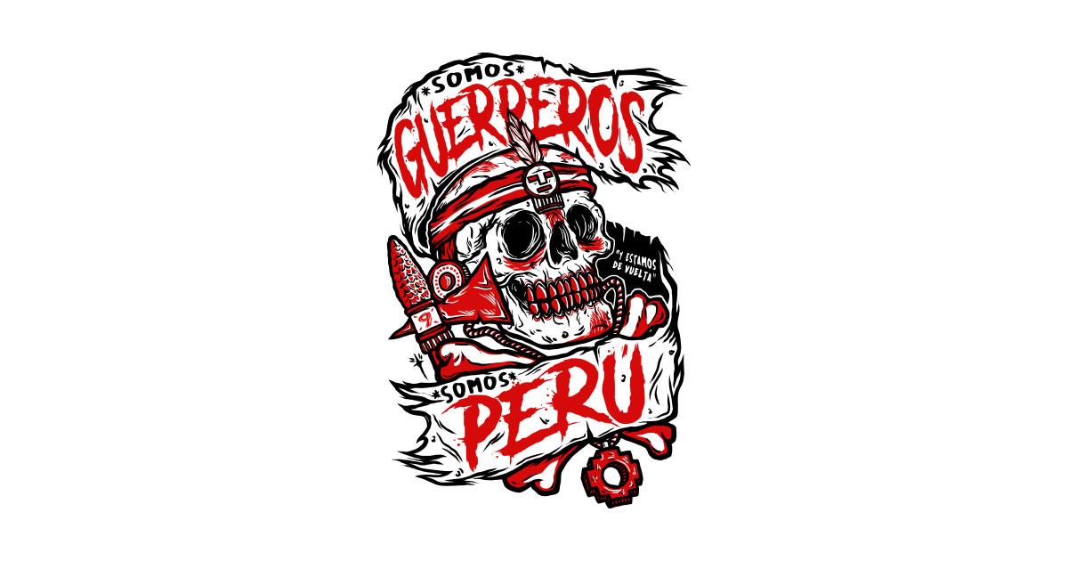 Somos peru logo clipart clip art library library Somos guerreros, somos Perú by desecrateart clip art library library