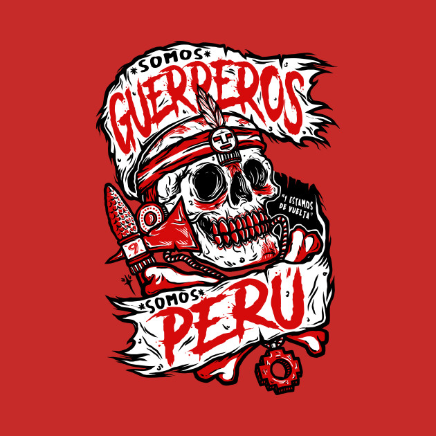 Somos peru logo clipart png free download Somos guerreros, somos Perú png free download