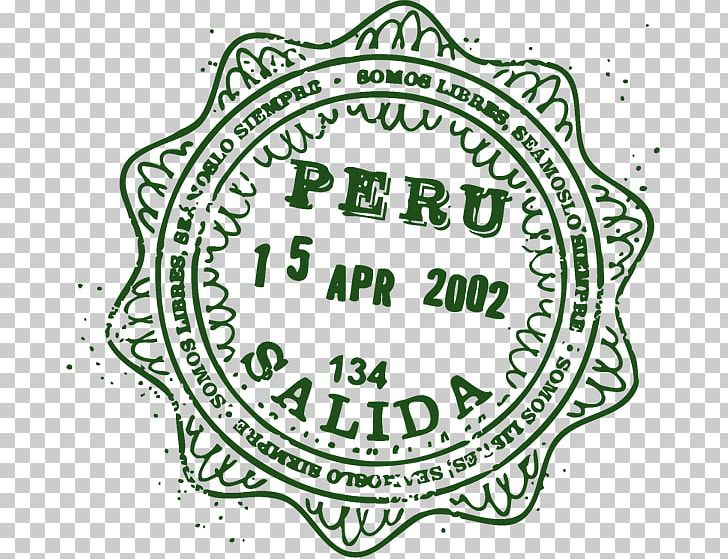 Somos peru logo clipart picture stock Passport Stamp Peru World Passport Postage Stamps PNG ... picture stock