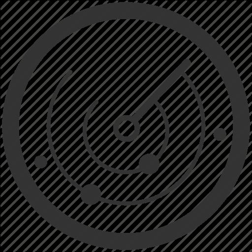Sonar clipart clipart royalty free stock Sonar Icon #262328 - Free Icons Library clipart royalty free stock