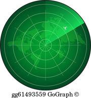 Sonar clipart jpg freeuse download Sonar Clip Art - Royalty Free - GoGraph jpg freeuse download