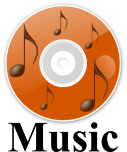 Song icon clipart graphic freeuse stock Music Icon Clip Art | Clipart Panda - Free Clipart Images graphic freeuse stock