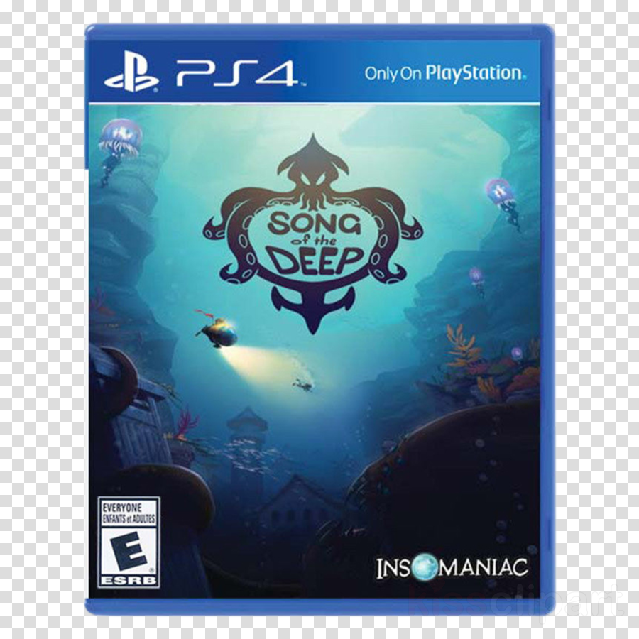 Song of the deep clipart free Download song of the deep playstation 4 game clipart Song of ... free