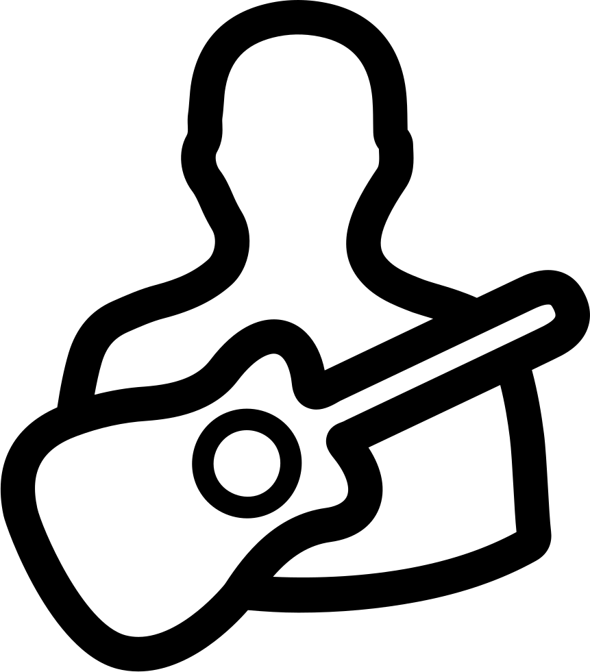 Songwriter clipart picture free stock Singer clipart songwriter, Singer songwriter Transparent ... picture free stock