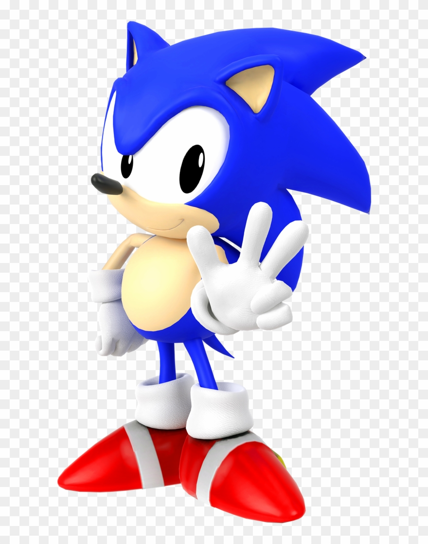 Sonic 3 clipart