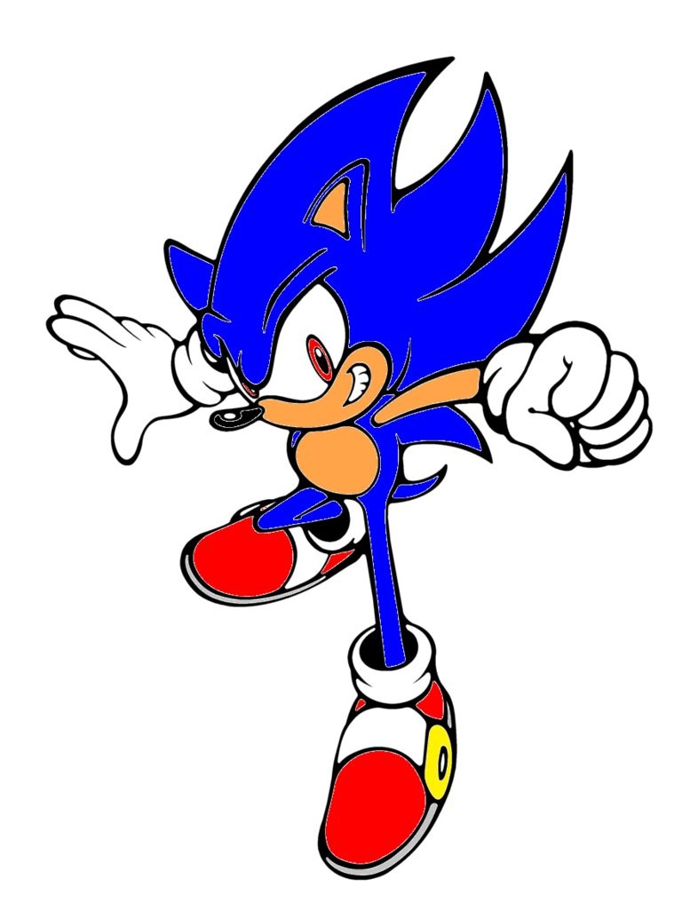 Sonic 3 clipart svg black and white library Super sonic clipart 3 – Gclipart.com svg black and white library